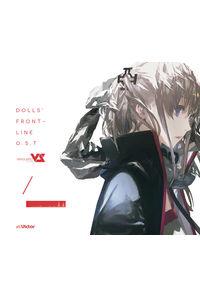 (CD)「ドールズフロントライン」オリジナル・サウンドトラック (音楽:Vanguard Sound)(初回限定盤)