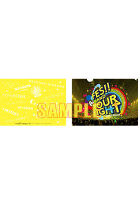 (CD)【特典】A4クリアファイル(CD)t7s 4th Anniversary Live -FES!! AND YOUR LIGHT- in Makuhari Messe  (Live CD)