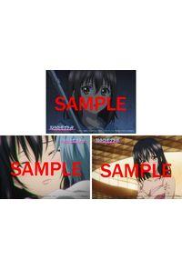 (BD/DVD)【特典】姫柊雪菜ブロマイド3枚セット((BD/DVD)ストライク・ザ・ブラッドIII OVA Vol.3 (初回仕様版))