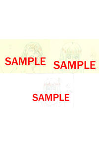 (BD/DVD)【特典】姫柊雪菜複製原画3枚セットI((BD/DVD)ストライク・ザ・ブラッドIII OVA Vol.4 (初回仕様版))