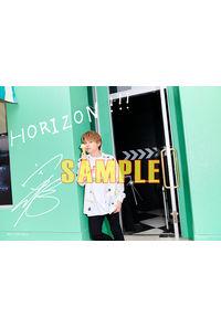(CD)【特典】ブロマイド((CD)HORIZON(BD付・DVD付・通常盤)/内田雄馬)
