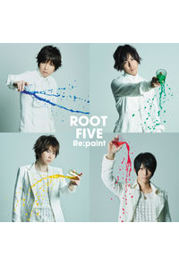 (CD)Re:paint(初回生産限定盤)/ROOT FIVE