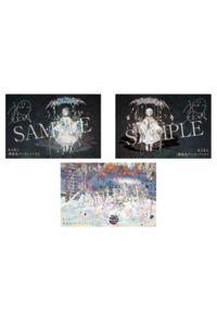 (CD)【特典】ポストカードセット(3枚1組)(CD)神楽色アーティファクト(初回限定盤A)(初回限定盤B)(通常盤)/まふまふ