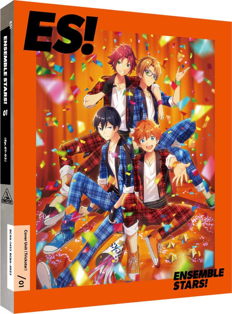(BD)あんさんぶるスターズ! Blu-ray 01(特装限定版)