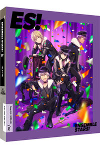 (BD)あんさんぶるスターズ! Blu-ray 02(特装限定版)