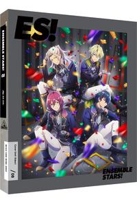 (BD)あんさんぶるスターズ! Blu-ray 08(特装限定版)