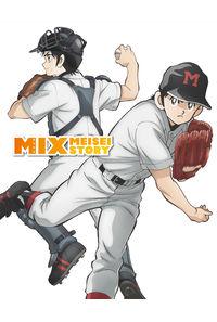(BD)MIX Blu-ray Disc BOX Vol.1 (完全生産限定版)