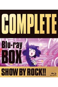 (BD)「SHOW BY ROCK!!」COMPLETE Blu-ray BOX