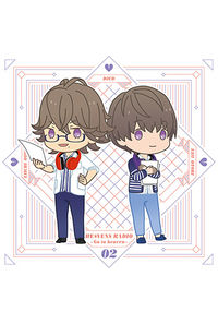 (CD)DJCD「HE★VENS RADIO~Go to heaven~」Vol.2