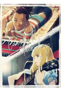 (BD)「キャロル&チューズデイ」Blu-ray Disc BOX Vol.1