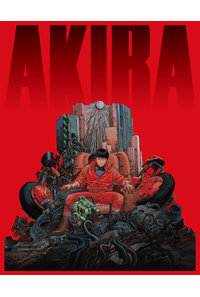 (BD)AKIRA 4Kリマスターセット (4K ULTRA HD Blu-ray&Blu-ray Disc 2枚組) (特装限定版)
