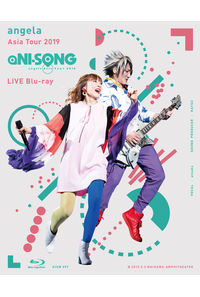 "(BD)angela Asia Tour 2019 ""aNI-SONG"" LIVE Blu-ray"