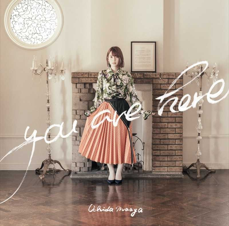 (CD)you are here(通常盤)/内田真礼