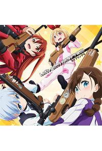(CD)「ライフル・イズ・ビューティフル」オープニングテーマ Let's go!ライフリング4!!!!/ライフリング4