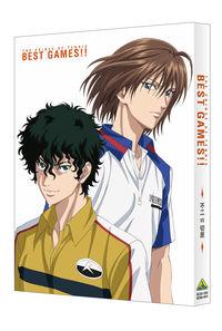 (DVD)テニスの王子様 BEST GAMES!! 不二 vs 切原