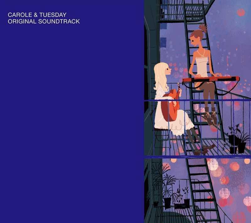 (CD)「キャロル&チューズデイ」オリジナルサウンドトラック