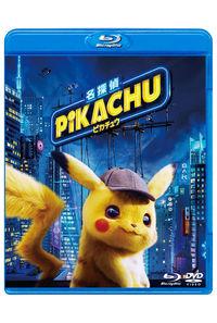 (BD)名探偵ピカチュウ 通常版 Blu-ray&DVD セット