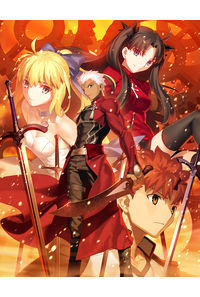 (BD)Fate/stay night [Unlimited Blade Works] Blu-ray Disc Box Standard Edition(通常盤)