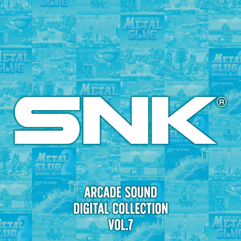 (CD)SNK ARCADE SOUND DIGITAL COLLECTION Vol.7