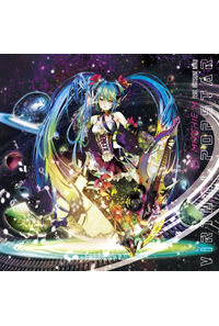 (CD)バーチャル・ポップスター(初回生産限定盤)/Mitchie M feat.初音ミク