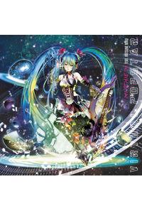 (CD)バーチャル・ポップスター(通常盤)/Mitchie M feat.初音ミク