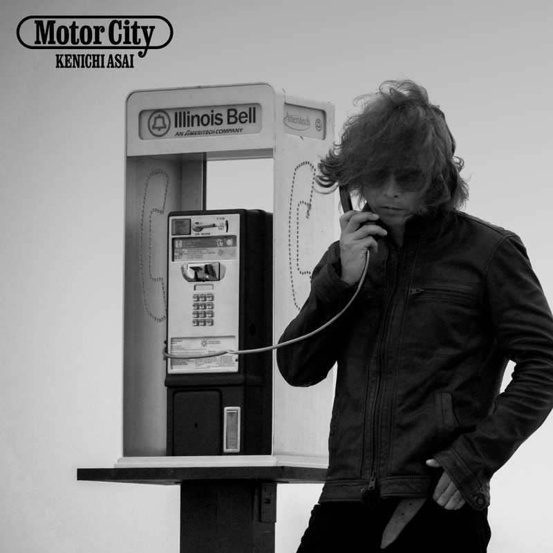 (CD)「ノー・ガンズ・ライフ」オープニングテーマ MOTOR CITY(初回生産限定盤)/浅井健一