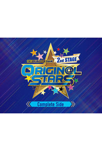 (BD)THE IDOLM@STER SideM 2nd STAGE ~ORIGIN@L STARS~ Live Blu-ray 【Complete Side】【アンコールプレス】