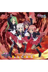 (CD)「Re:ステージ! ドリームデイズ♪」SONG SERIES(10) ミニアルバム Be the CHANGE./Tetrarkhia