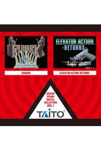 (CD)TAITO ARCADE SOUND DIGITAL COLLECTION Vol.1