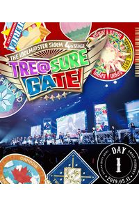 (BD)THE IDOLM@STER SideM 4th STAGE ~TRE@SURE GATE~ LIVE Blu-ray【SMILE PASSPORT (DAY1通常版) 】