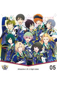 (CD)「アイドルマスター SideM」THE IDOLM@STER SideM 5th ANNIVERSARY DISC 05 Altessimo&彩&High×Joker