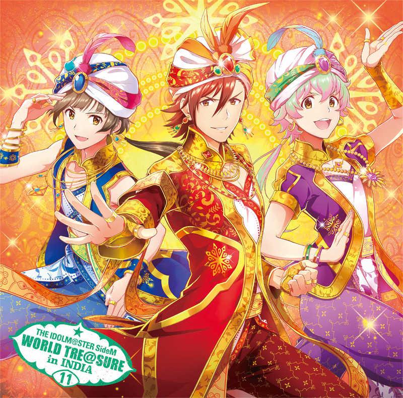 (CD)「アイドルマスター SideM」THE IDOLM@STER SideM WORLD TRE@SURE 11