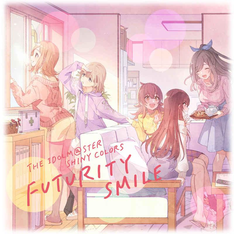 (CD)「アイドルマスター シャイニーカラーズ」THE IDOLM@STER SHINY COLORS FUTURITY SMILE/シャイニーカラーズ
