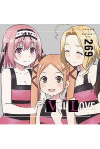 (CD)「戦×恋(ヴァルラヴ)」エンディングテーマ UP-DATE × PLEASE!!! ver 2.6.9