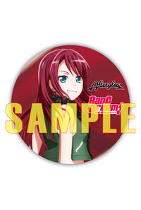 (CD)【特典】57mm缶バッジ(宇田川巴ver.) ((CD)「BanG Dream! 2nd Season」挿入歌 ON YOUR MARK(Blu-ray付生産限定盤)/Afterglow)