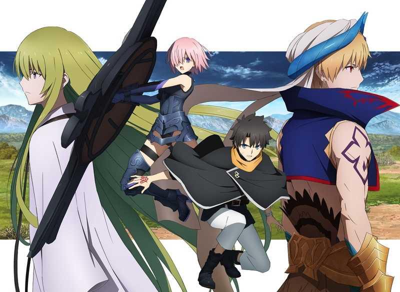 (DVD)Fate/Grand Order -絶対魔獣戦線バビロニア- 1 (完全生産限定版)