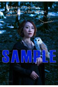 (CD)【特典】ブロマイド((CD)「うたわれるもの ロストフラグ」主題歌 天命の傀儡/Suara)
