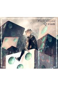 (CD)「PSYCHO-PASS サイコパス 3」オープニングテーマ Q-vism(初回生産限定盤)/Who-ya Extended
