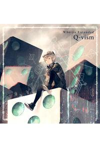 (CD)「PSYCHO-PASS サイコパス 3」オープニングテーマ Q-vism(通常盤)/Who-ya Extended