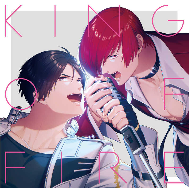 (CD)「THE KING OF FIGHTERS for GIRLS」KING OF FIRE(通常盤)