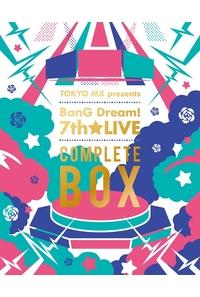 (BD)TOKYO MX presents「BanG Dream! 7th☆LIVE」 COMPLETE BOX