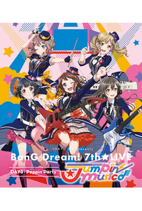 (BD)TOKYO MX presents「BanG Dream! 7th☆LIVE」 DAY3:Poppin'Party「Jumpin' Music♪」