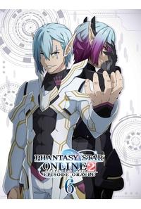 (BD)ファンタシースターオンライン2 エピソード・オラクル第6巻 Blu-ray 初回限定版