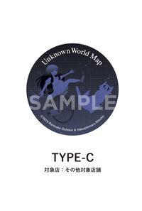 (OTH/CD)【特典】「押切蓮介&やくしまるえつこイラスト缶バッジ」TYPE-C((OTH/CD)「ハイスコアガールII」エンディングテーマ アンノウン・ワールドマップ/やくしまるえつこ (アナログレコード・CD))