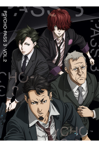 (BD)PSYCHO-PASS サイコパス 3 Vol.2