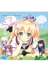 (CD)Summer Pockets キャラクターソング『Sing!』
