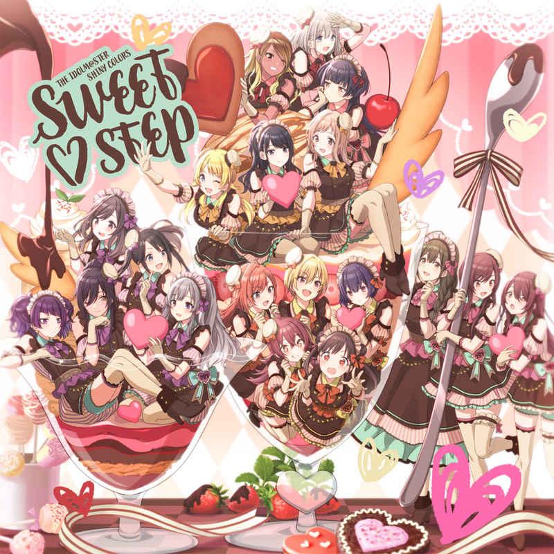 (CD)「アイドルマスター シャイニーカラーズ」THE IDOLM@STER SHINY COLORS SWEET STEP