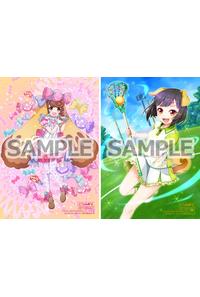 (CD)【特典】L判ブロマイド (絵柄:キャンディラパン&しばりん)(CD)SHOW BY ROCK!! BEST Vol.3