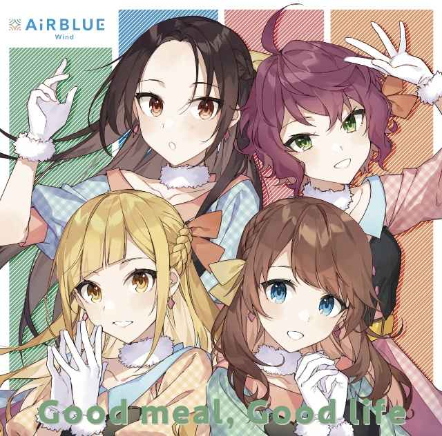 (CD)CUE! Team Single 03「Good meal, Good life」