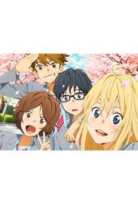 (BD)四月は君の嘘 Blu-ray Disc BOX (完全生産限定版)